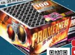 Batterie Prometheus von Weco Feuerwerk