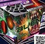 Batterie Alien von Weco Feuerwerk