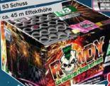 Batterie Rowdy von Weco Feuerwerk
