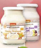 Bio Joghurt von Schrozberger Milchbauern