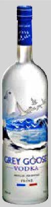 Französischer Vodka von Grey Goose