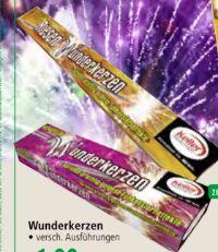 Wunderkerzen von Keller Feuerwerk