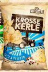 Krosse Kerle Kartoffelchips von Heimart