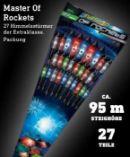 Master of Rockets von Comet Feuerwerk