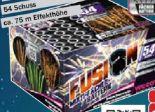 Multi-Fächer-Batterie Fusion von Weco Feuerwerk