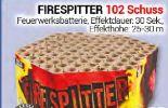 Firespitter Feuerwerksbatterie von Lesli Feuerwerk