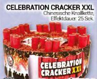 Knallkette Celebration Cracker XXL von Lesli Feuerwerk