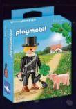 Schornsteinfeger mit Glücksschweinchen 9296 von Playmobil