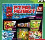 Pyro Robot von Weco Feuerwerk