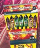 Magic Showtime von Comet Feuerwerk
