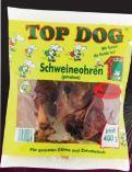 Schweineohren von Top Dog