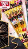 Raketensortiment Wishes of Gold von Weco Feuerwerk