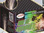 Wilde Hummel von Keller Feuerwerk