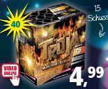 Multi-Effekt-Batterie Troja von Weco Feuerwerk