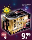 Multi-Effekt-Batterie Flying Dogs von Weco Feuerwerk