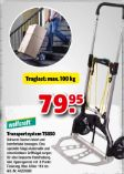 Transportsystem TS 850 von Wolfcraft