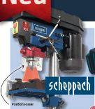 Tischbohrmaschine D16VLS von Scheppach
