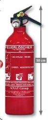 ABC Dauerdruck-Pulverfeuerlöscher
