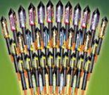 Raketen-Sortiment Funky Diamonds