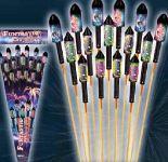 Raketensortiment Funtastic Rockets