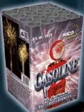 Batteriefeuerwerk Gasoline von Nico Feuerwerk