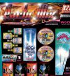 Party-Mix von Weco Feuerwerk