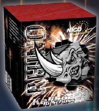 Rhino von Nico Feuerwerk