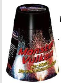 Monster Vulkan von Keller Feuerwerk