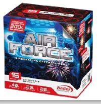 Air Force von Keller Feuerwerk