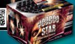 Voodoo Star von Weco Feuerwerk