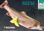 Saibling von Reese Fisch