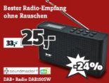 DAB+ Radio DAB150SW von Soundmaster