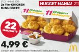 2x11er Chicken Mcnuggets 211 von McDonald's