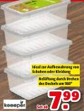 Boxen-Set Basixx von Keeeper