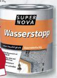 Wasserstopp von Super Nova