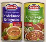 Pastasaucen von Bernbacher