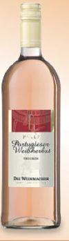 Portugieser Weißbherst von Die Weinmacher Niederkirchen