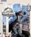 Jurassic World Villain Dino von Mattel Games