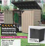Gartenbox Store it Out MAX von Tepro