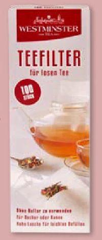 Teefilter von westminster