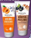 Cremedusche von Biocura