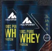 Whey Protein von Multipower