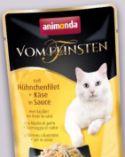 Vom Feinsten Katzennassnahrung von Animonda