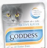 Katzentrockennahrung von Goddess