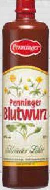 Blutwurz Kräuter-Likör von Penninger