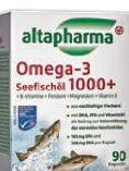 Seefusch-Öl Omega 3 von Altapharma