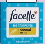 Tampons Normal von Facelle