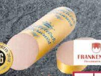 Delikatess Leberwurst von Franken-Gut