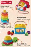 Baby-Spielzeug von Fisher Price