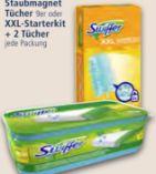 Bodentücher von Swiffer